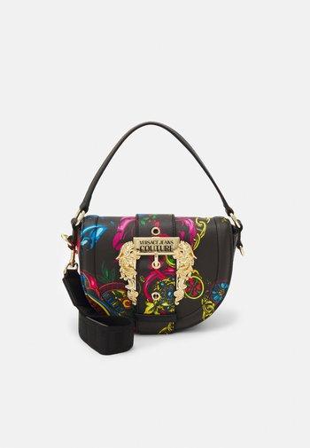 BAROQUE CROSSBODY - Handbag - nero