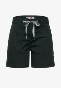 Street One - LOOSE FIT - Shorts - black - 3