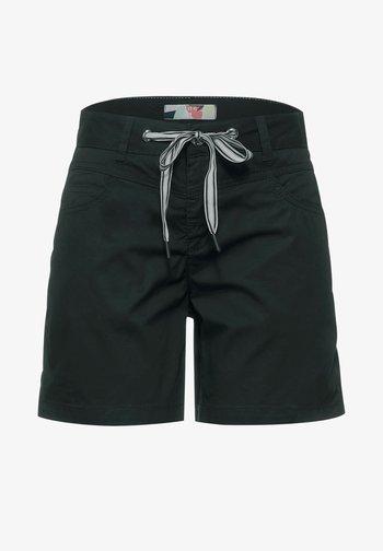 LOOSE FIT - Shorts - black