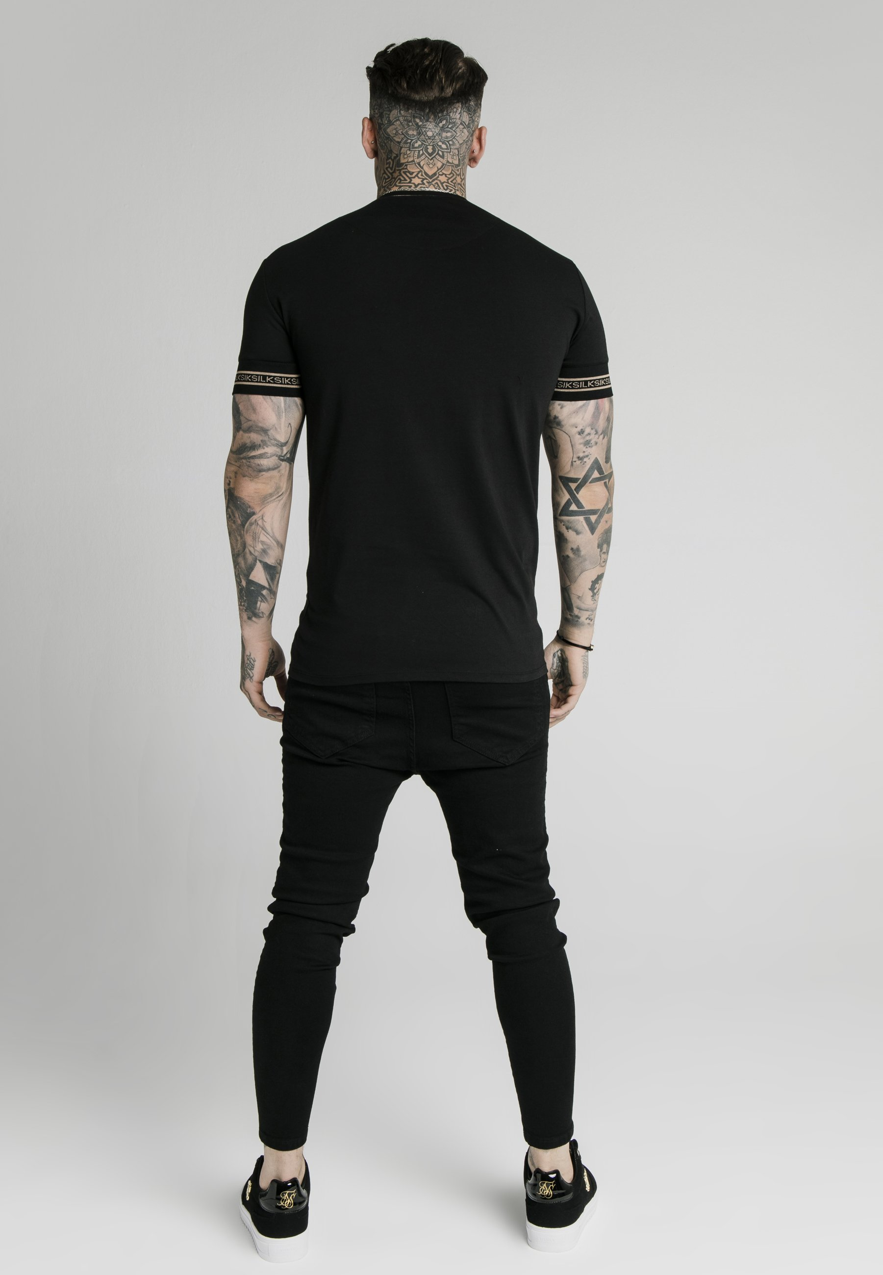 Men ELEMENT GYM TEE - Basic T-shirt