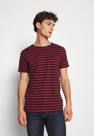 JERMANE - Print T-shirt - poinciana