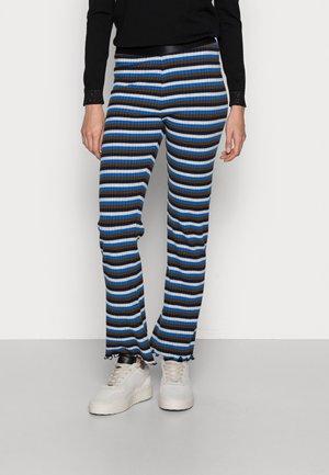 LONNIE PANTS - Kalhoty - multi princess blue