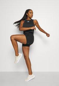 adidas Performance - HEAT.RDY TANK - Treningsskjorter - black - 1