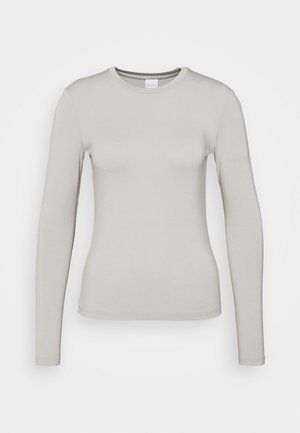 ASIAGO - Long sleeved top - mittelgrau