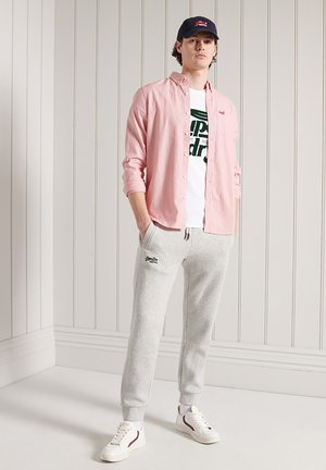 COLLEGIATE GRAPHIC STANDARD WEIGHT  - Print T-shirt - brilliant white