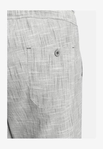 NORIN - Shorts - grau