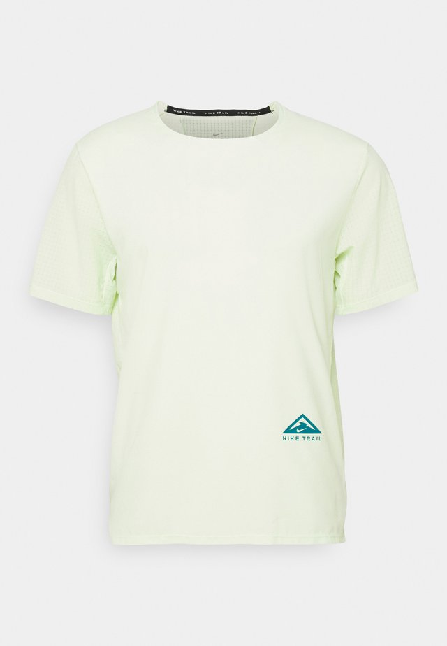 TRAIL RISE - T-shirt con stampa - lime ice