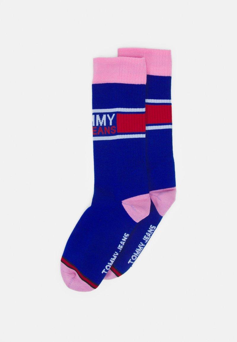 Tommy Jeans - SOCK 2 PACK UNISEX  - Ponožky - dark blue