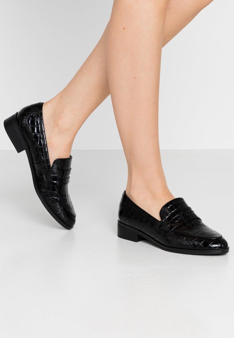ALDO - LANGLET - Slip-ons - black