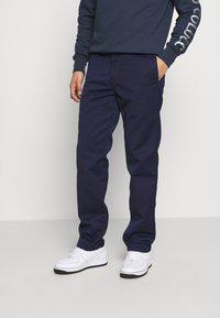 Carhartt WIP - MASTER PANT DENISON - Trousers - space rinsed - 0