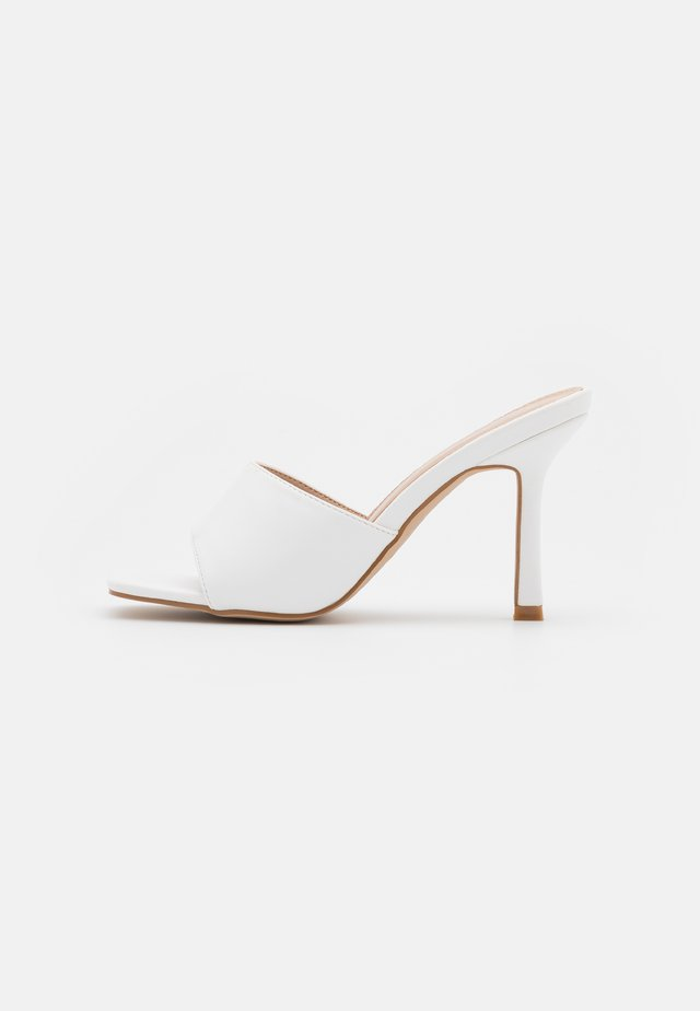 BRIYA - Sandaler - white