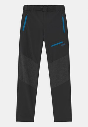 UNISEX - Outdoor trousers - antracite