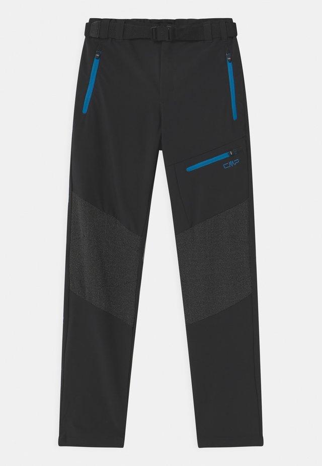UNISEX - Pantalons outdoor - antracite