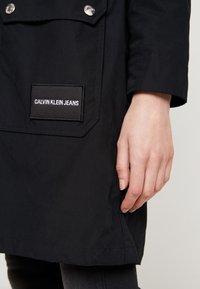 Calvin Klein Jeans - Parka - black/medieval - 6