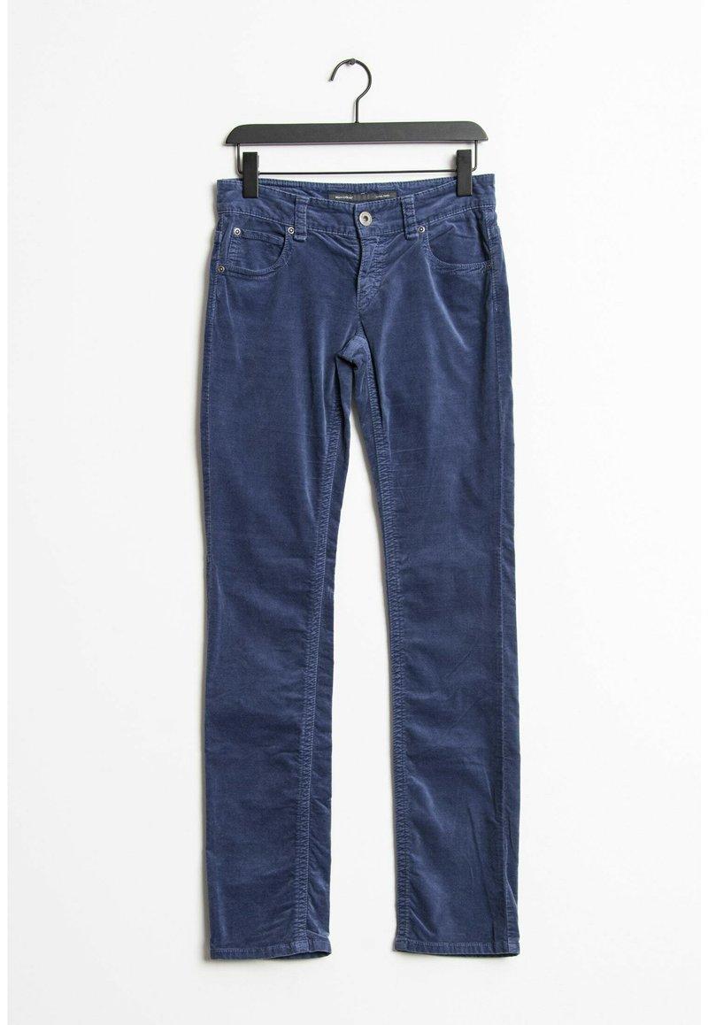Marc O'Polo - Straight leg jeans - blue