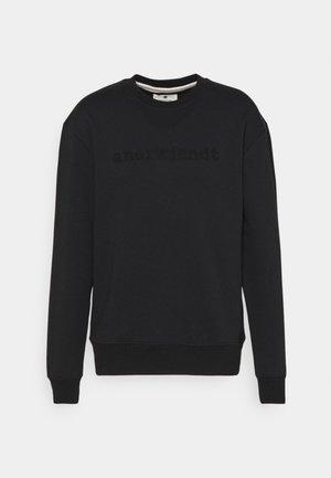 TRISTIAN LOGO - Sweatshirt - caviar