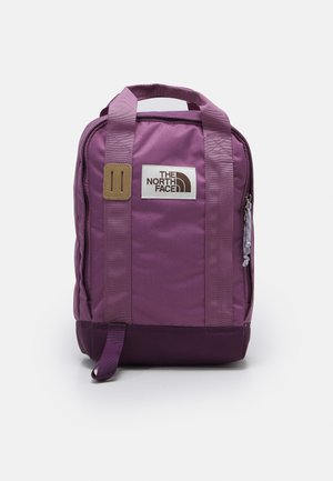 TOTE PACK UNISEX - Reppu - pikes purple/blackberry wine/minimal grey