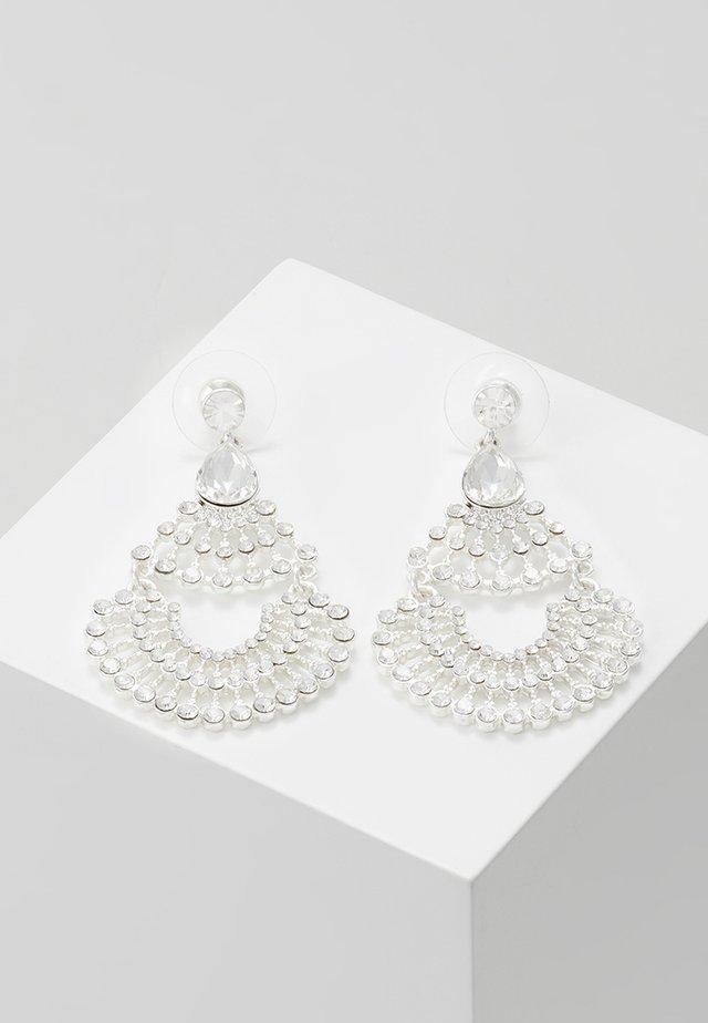 CHARLENE PENDANT EAR  - Boucles d'oreilles - silver-coloured