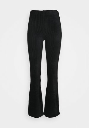 ONLFENJA LIFE FLARED PANT - Trousers - black