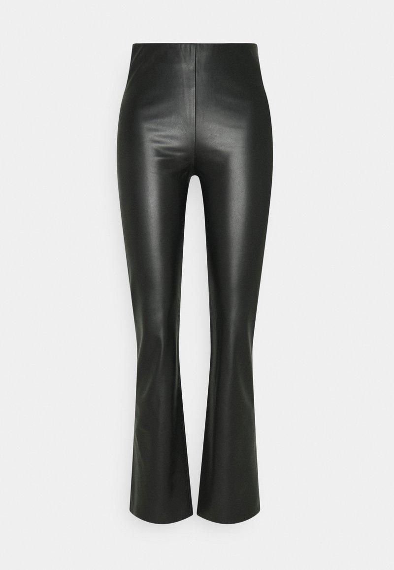 Soaked in Luxury - SLKAYLEE  PANTS - Pantalon classique - black