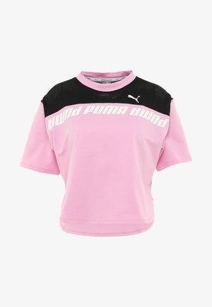 MODERN SPORTS TEE - Print T-shirt - pale pink