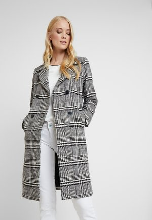 COAT LONG - Light jacket - black