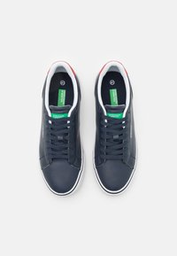 Benetton - KING - Sneakers - navy/red - 3