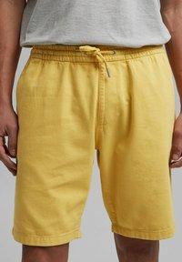edc by Esprit - Tracksuit bottoms - light yellow - 0