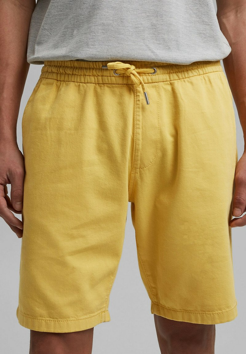 edc by Esprit - Tracksuit bottoms - light yellow