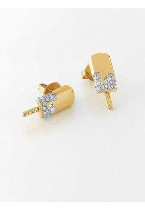 "BOUCLES D'OREILLES ""I MELT FOR YOU"" - Earrings - gold"