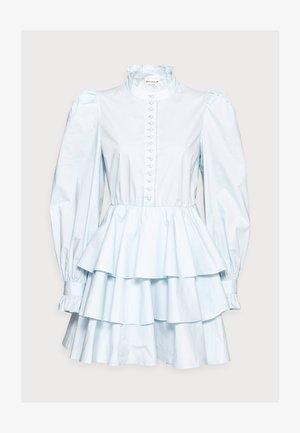 LYDIA - Skjortklänning - ballad blue