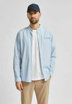 SLHSLIMTEXAS - Shirt - cerulean
