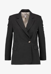 Topshop Petite - NEW SUIT - Blazer - black - 3