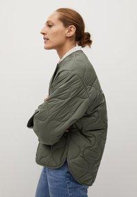 Mango - CARROT - Light jacket - kaki - 3