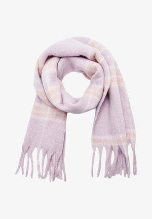 KAROMUSTER - Sjaal - mottled purple