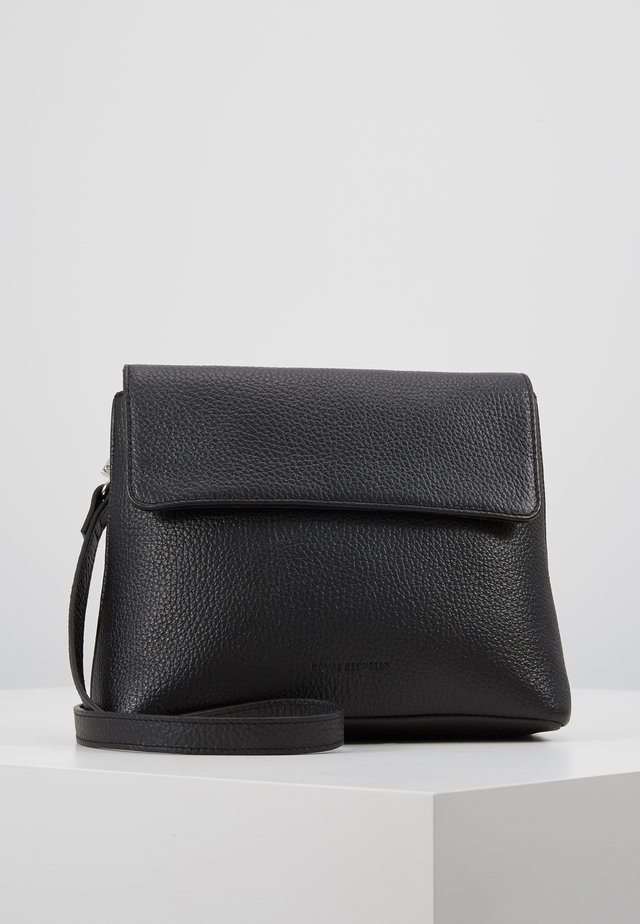 PURE EVENING BAG - Schoudertas - black