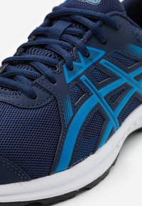 ASICS - GEL-SILEO 2 - Neutral running shoes - peacoat/electric blue - 5