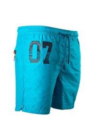 Superdry - WATERPOLO - Swimming shorts - hellblau - 3