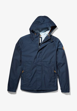 OUTDOOR HERITAGE PACKABLE SHELL - Outdoor jacket - dark sapphire