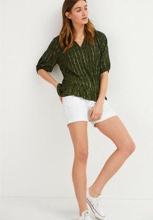 Blouse - green