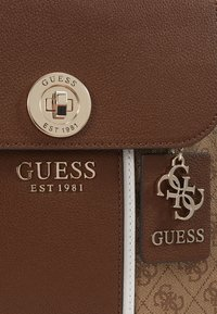 Guess - CATHLEEN BACKPACK - Rucksack - brown - 4