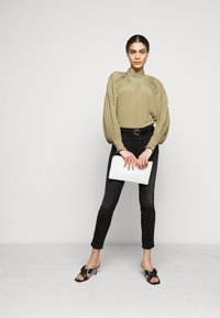 CLOSED - PUSHER - Jeans Skinny Fit - dark grey - 1