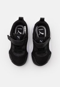 Puma - FLEX RENEW AC UNISEX - Neutral running shoes - black/white - 3
