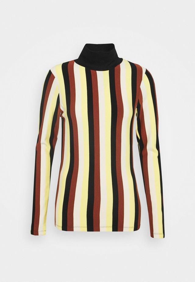 BINDI PULLI - T-shirt à manches longues - chai