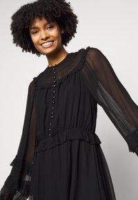 The Kooples - DRESS - Day dress - black - 3