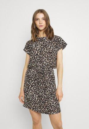 ONLMARIANA MYRINA DRESS - Sukienka letnia - pumice stone