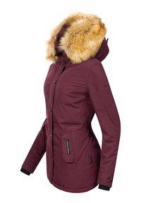 Navahoo - LAURA - Winter jacket - red - 2