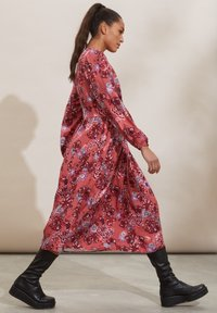 Odd Molly - JACQUELINE - Day dress - cranberry - 2