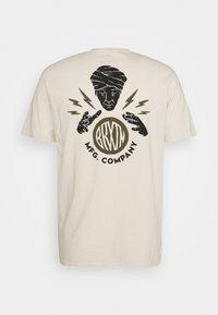 Brixton - T-shirt imprimé - beige - 1