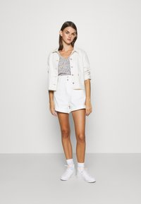 Levi's® - HOLLY BLOUSE GARDEN DITZY - Bluser - monrovia lavender / frost - 1